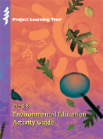 Cover of PreK-8 Environmental Education Activity Guide book