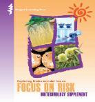 cover of Biotechnology textbook