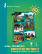 Cover of Forests Of The World textbook