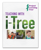 Photo of Teaching with iTree book