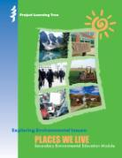 Cover of Places We Live textbok